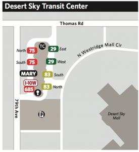 Desert Sky Mall 2016